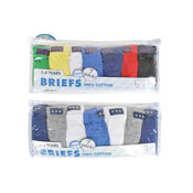 Boys Briefs 7 Pack