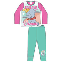 Girls Older Official Dumbo Dreams Pyjamas