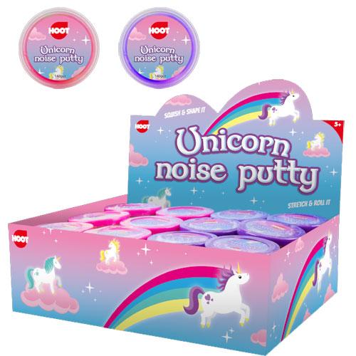 Unicorn Slime Noise Putty