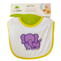 Baby Bibs with Velcro Fastening