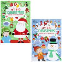 XL Christmas Activity Book