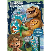 The Good Dinosaur Sticker Pad