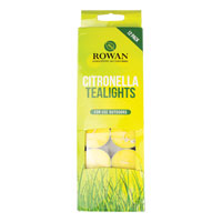 Citronella Tea Lights 12 Pack