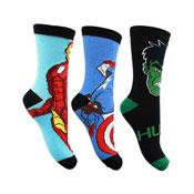 Boys Avengers Character Socks