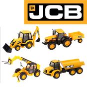 JCB Construction Series Toys
