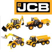 JCB Construction Series Toys