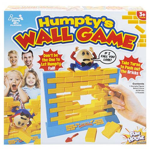 Humpty Wall Game