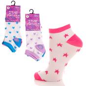Star Sportswear Trainer Socks Stars