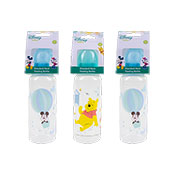 Official Disney Baby Standard Neck Feeding Bottle Assorted
