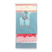 Alpaca Tea Towels 3 Pack