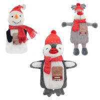 Christmas Novelty Hot Water Bottle Assorted