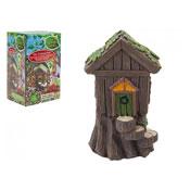 Secret Fairy Garden Treehouse Hotel