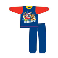 Official Paw Patrol Boys Heroes Unleashed Pyjamas
