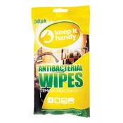 Bleach Free Antibacterial Wipes