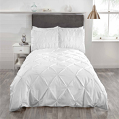 Balmoral Duvet Set White