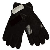 Mens Polar Fleece Gloves with Lining