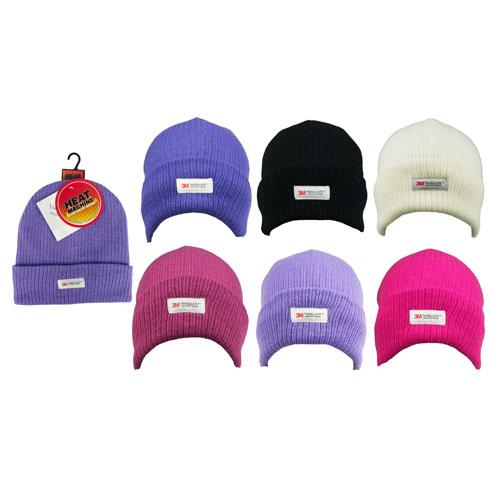 Ladies Heat Machine 3M Thinsulate Hats