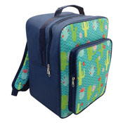 Insulated Cooler Bag Backpack XL Green