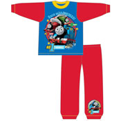 Toddler Boys Thomas Snuggle Pyjamas