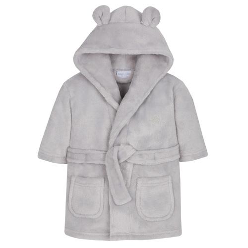 Baby Elephant Robe Grey