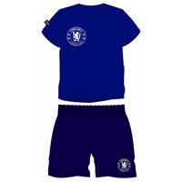 Boys Official Chelsea Shortie Pyjamas