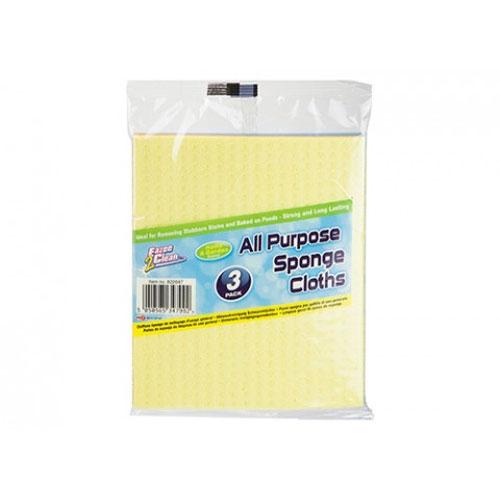 Easee Clean Sponge Cloth 3 Pack