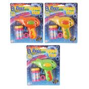 Magic Colourful Bubble Gun Set