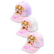 Official Baby Girl Paw Patrol Design Baseball Cap
