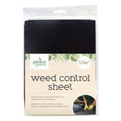 Garden Weed Control Sheet