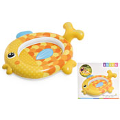 Friendly Goldfish Baby Pool 55""