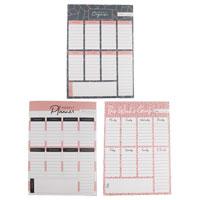 Weekly Planner Pad Trend