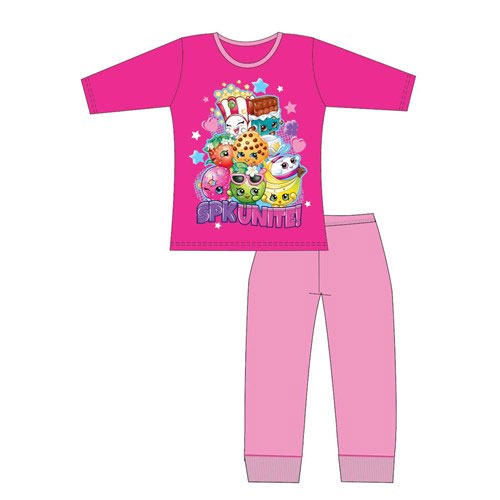 Older Girls Shopkins Unite Pyjama Set