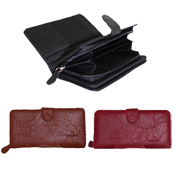 Ladies Card Holder Purse/Wallet Large