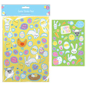 Easter Design Stickers 2 Sheets
