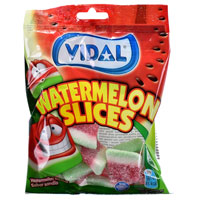 Watermelon Slices Sweets 100g Bag