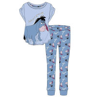Ladies Official Eeyore Believe Pyjamas