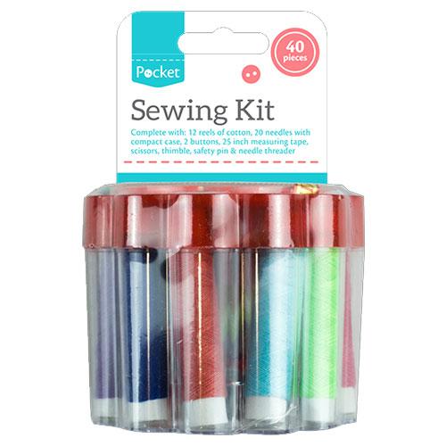 Sewing Kit 40 Piece