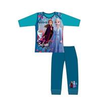 Official Girls Frozen 2 Believe In The Journey Pyjamas