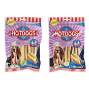 Best in Town Dog Treats - Hot Dog