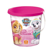 Pink Paw Patrol Skye & Everest Design Bucket