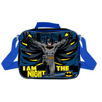 Official Batman I am the Night Lunchbag