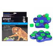 Paw Puzzle Interactive Game For Dogs