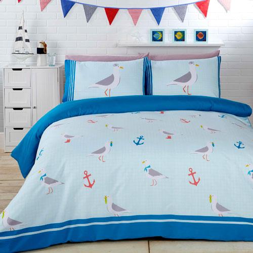Seagulls Duvet Set