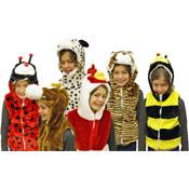 Kids Animal Zip Bodywarmer