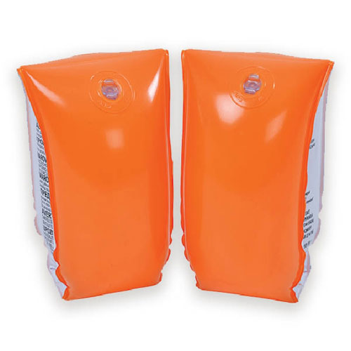 Solid Colour Arm Bands 3-6 Years