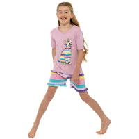 Kids Unikitty Print Pyjama Set