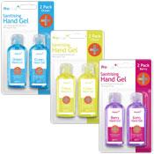Hand Sanitising Gel 2 Pack