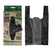 Degradable Doggy Poop Bags 75 Pack
