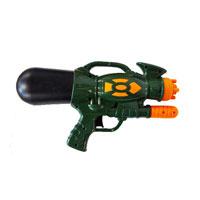 12 Inch Water Gun Green And Black