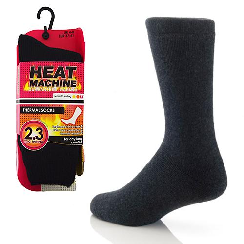 Ladies Heat Machine Thermal Socks